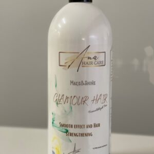 Ana Hair Care MAKE&SHINE Glamour Hair Smooth Effect and Hair Strengthening, 1 litre